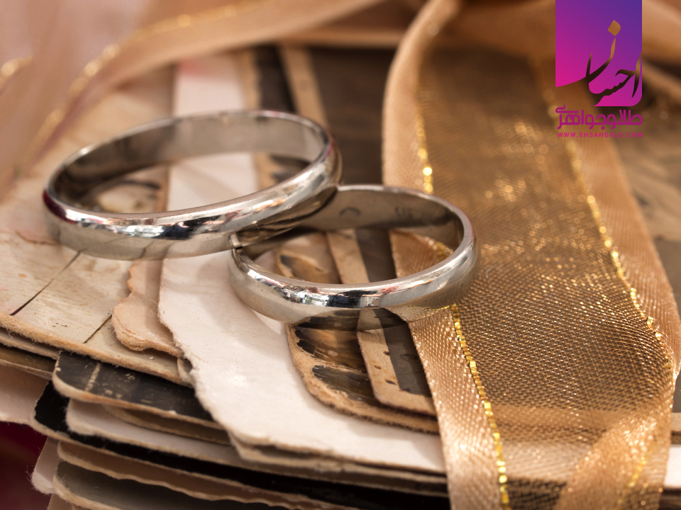 تاریخچه حلقه ازدواج|طلا|طلا و جواهری احسان|فروش اقساطی طلا