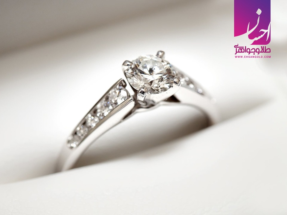 مراقبت از حلقه ازدواج|طلا|طلا و جواهری احسان|فروش اقساطی طلا