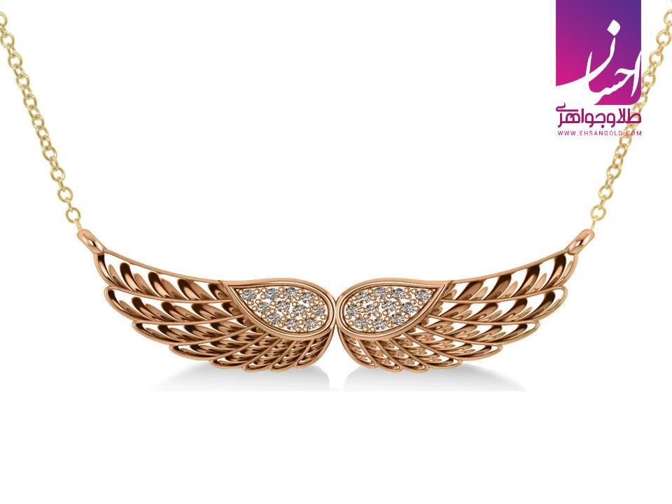 بال فرشته طلا طلا و جواهر احسان فروش اقساطی طلا