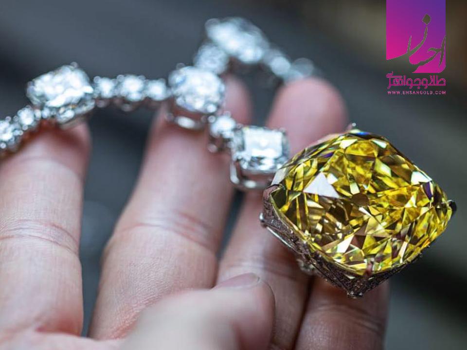 الماس زرد   طلا و جواهر   طلای اقساطی   خرید طلا   گالری طلا احسان