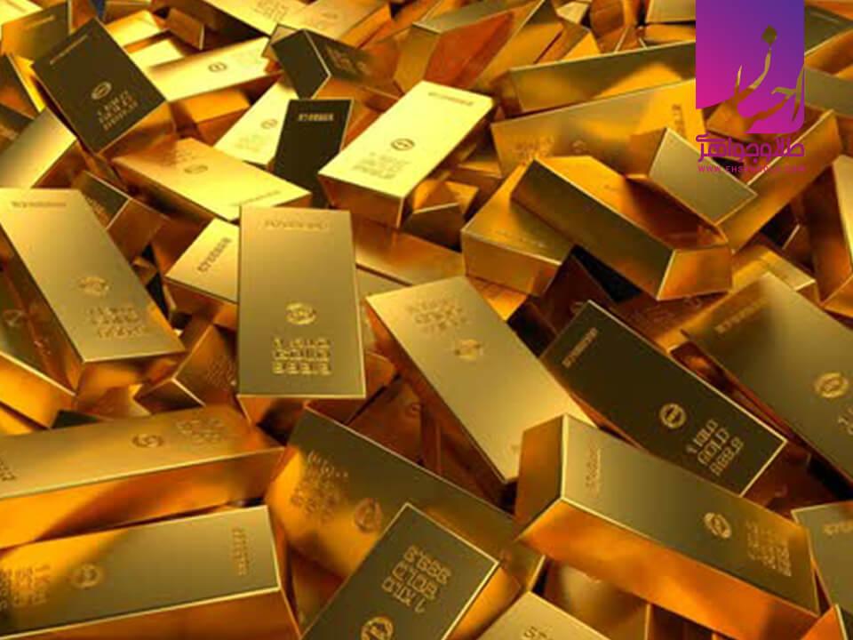 شمش طلا | طلا و جواهر | طلای اقساطی | خرید طلا | گالری طلا احسان