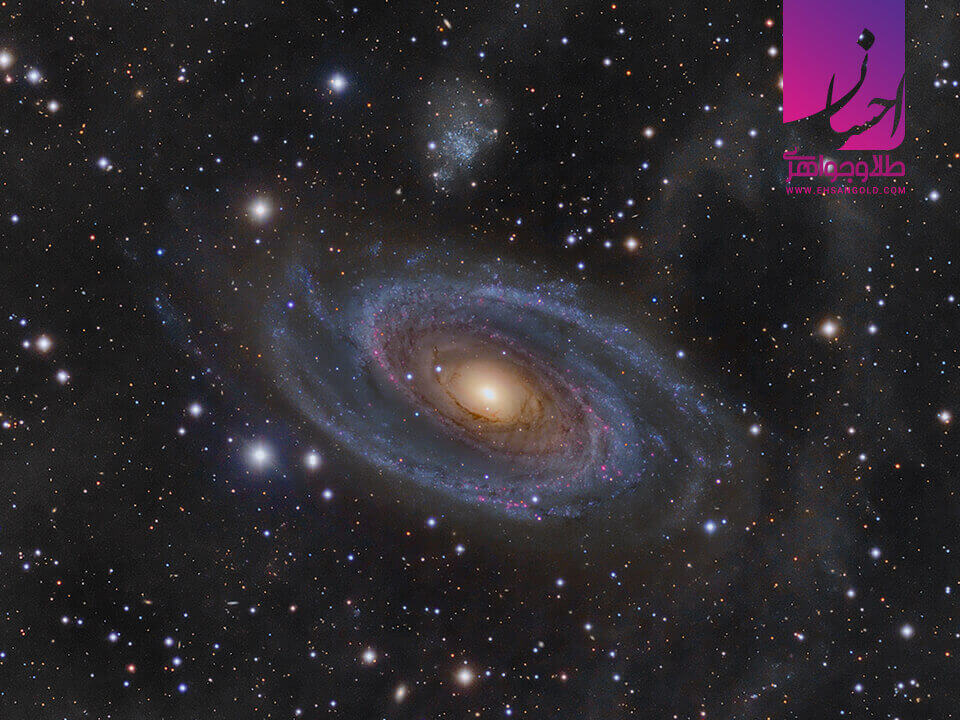 کهکشان طلا توپ طلا |طلا|طلا و جواهر احسان|فروش اقساطی طلا