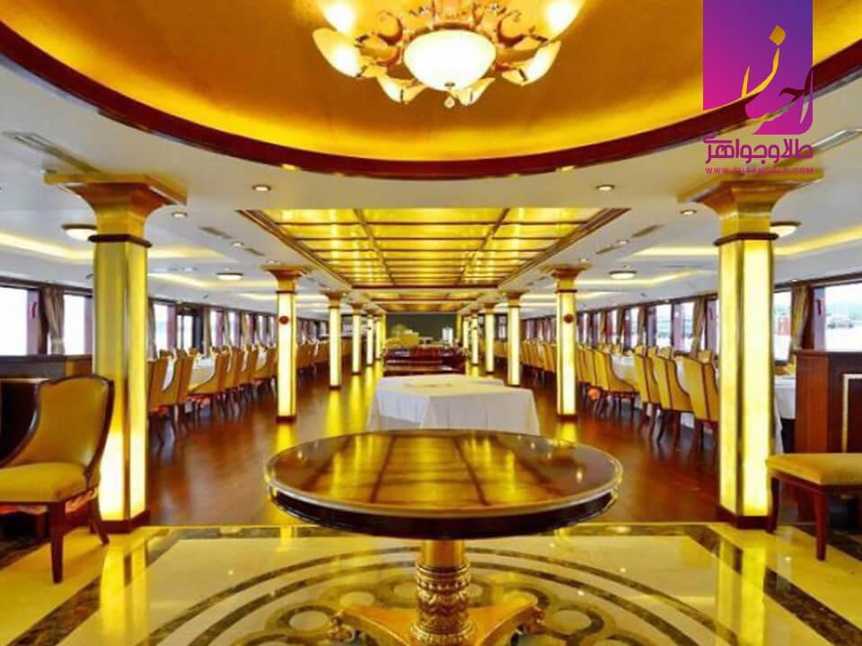 رستوران طلا |طلا|طلا و جواهر احسان|فروش اقساطی طلا