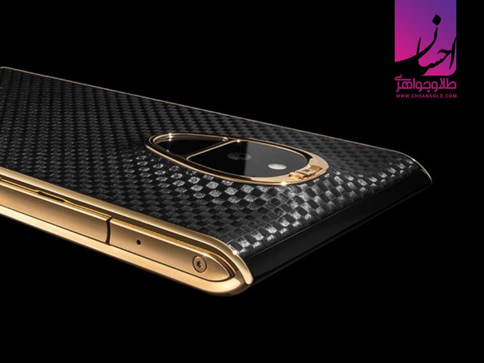 استفاده از طلا در گوشی های هوشمند|طلا|طلا و جواهر احسان|فروش اقساطی طلا