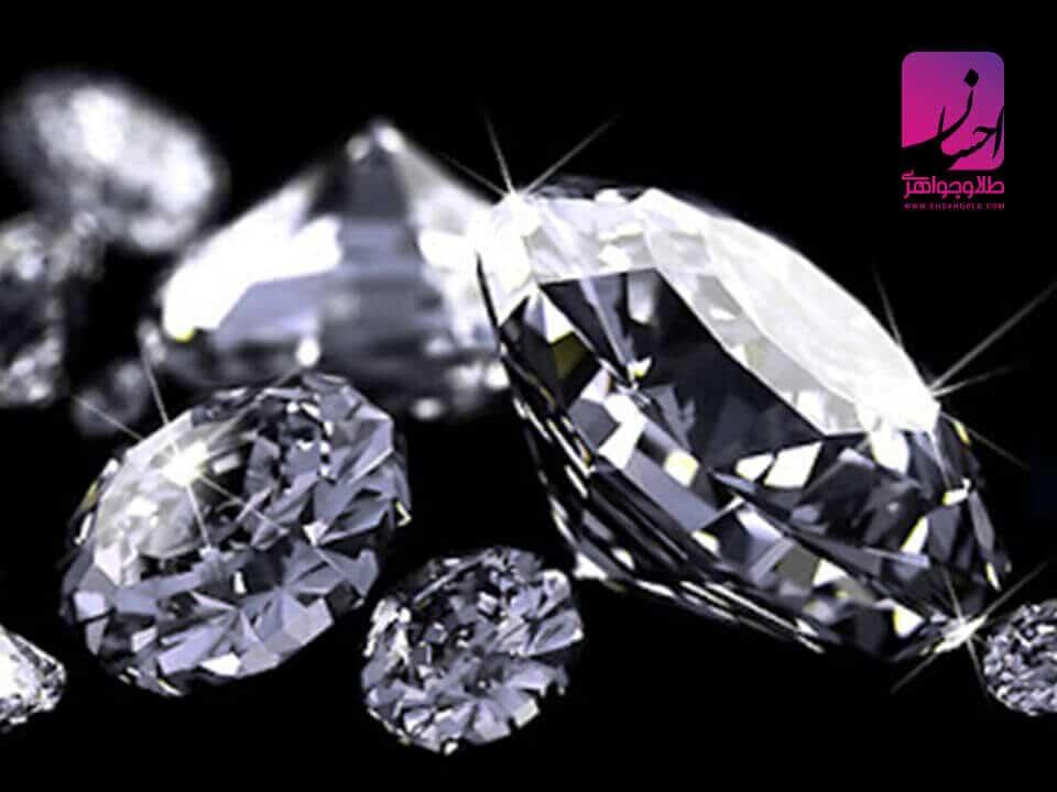 تفاوت الماس و برلیان | طلا | طلا و جواهر احسان | فروش اقساطی طلاگوشواره طلا مروارید |طلا|طلا و جواهر احسان|فروش اقساطی طلا