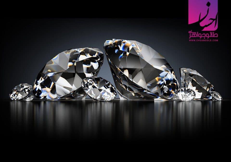 الماس  طلا طلا و جواهر احسان فروش اقساطی طلا
